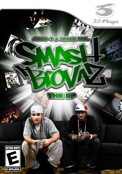 Smash Brovaz (EP Cover) 2