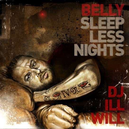 Cover - Belly
