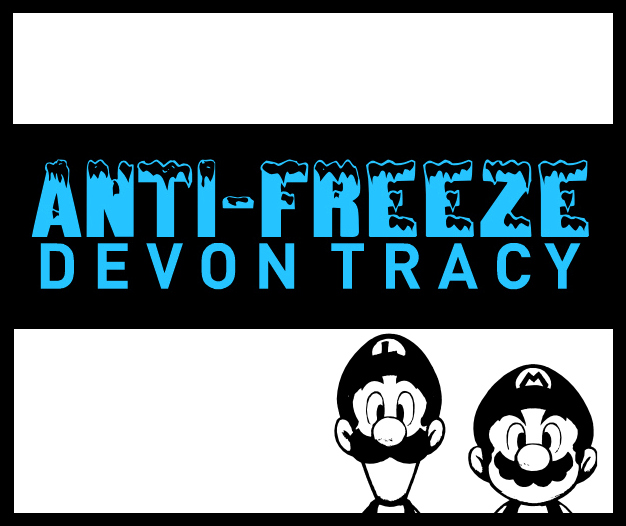 Anti-Freeze Artwork