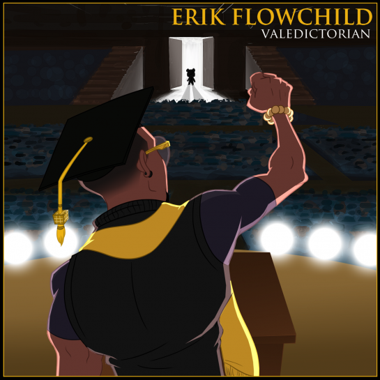 Erik Flowchild - Valedictorian