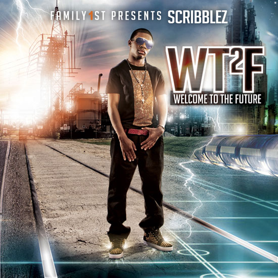 Scribblez-Welcome-To-The-Future-[Front]