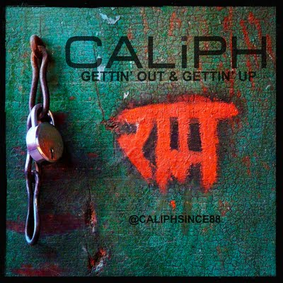 Caliph - GETTIN OUT COVER