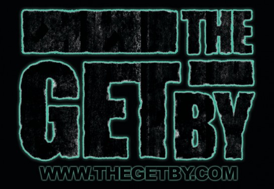 THE GET BY teal logo
