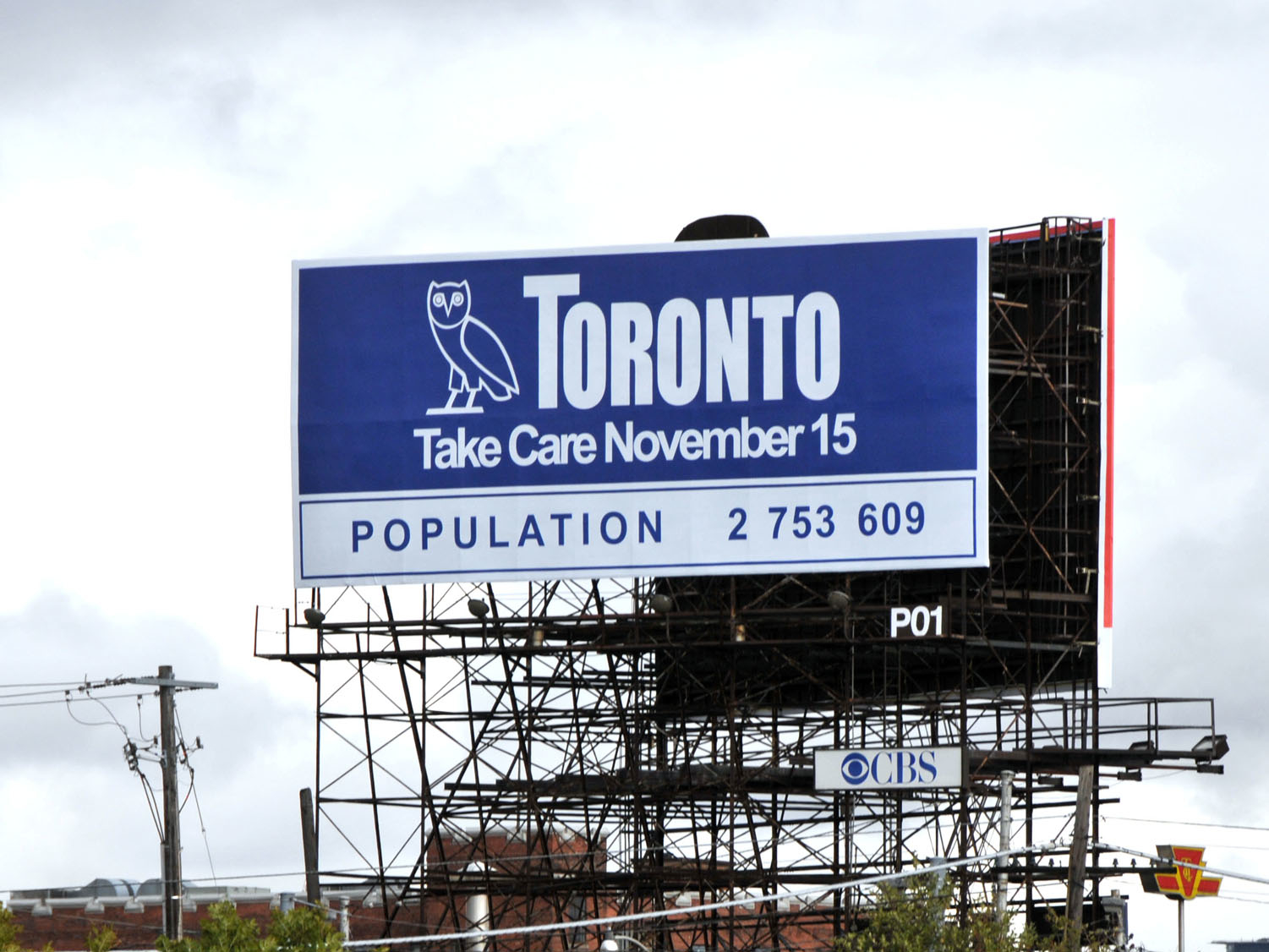 Drake Take Care Gardner Billboard