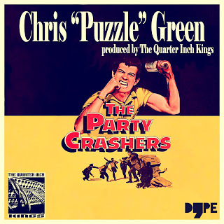 PARTY CRASHERS COVER